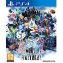 World of Final Fantasy per Ps4