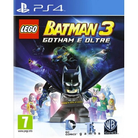 LEGO Batman 3 - Gotham e Oltre - PS4