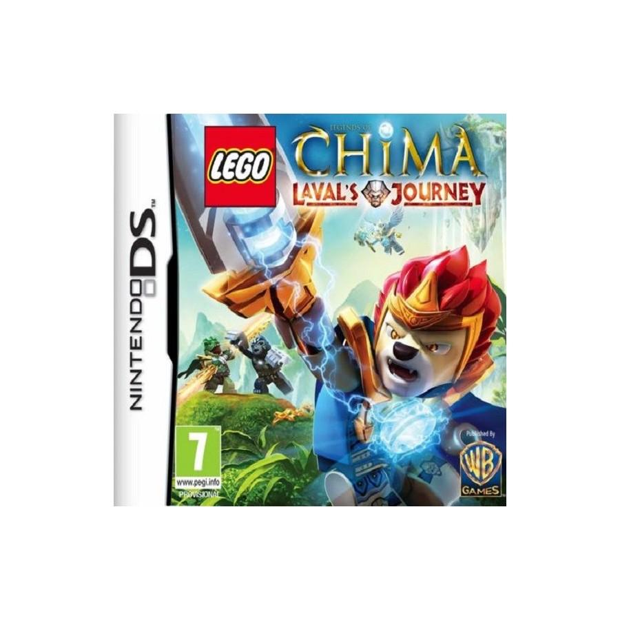 Lego Legends of Chima: Il viaggio di Laval - DS