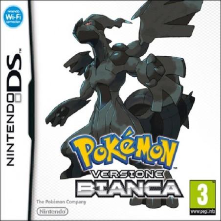 Pokemon Versione Bianca - DS Usato