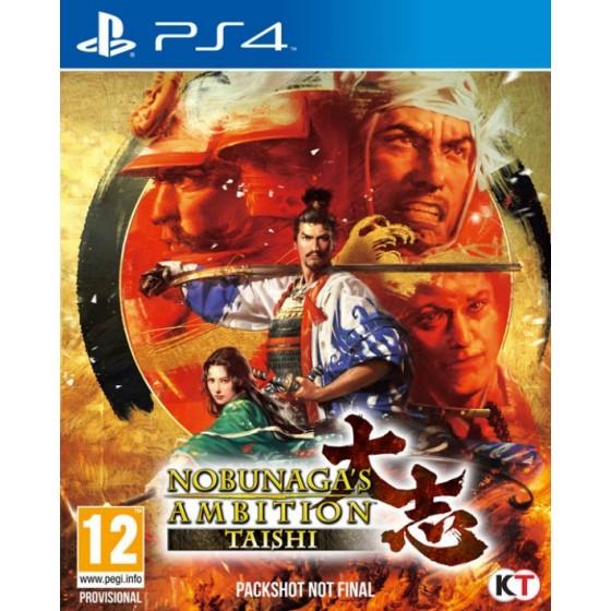 Nobunaga's Ambition Taishi - PS4