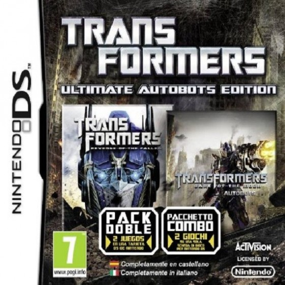 Transformers Ultimate Autobots Edition - DS usato