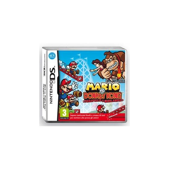 Mario vs Donkey Kong - Parapiglia a Minilandia - DS