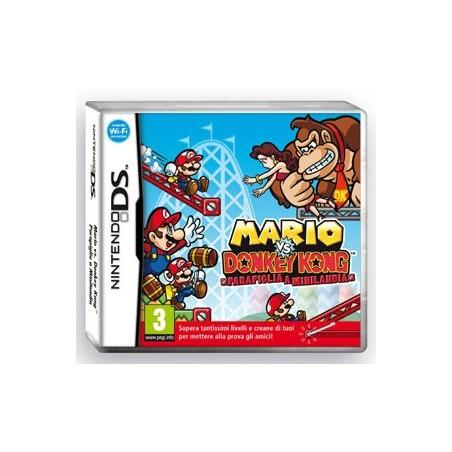 Mario vs Donkey Kong - Parapiglia a Minilandia