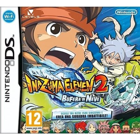 Inazuma Eleven 2 Bufera di Neve - DS