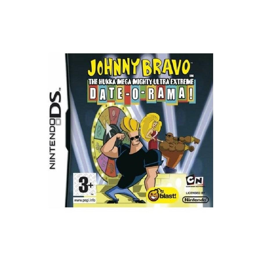 Johnny Bravo Date O Rama - DS