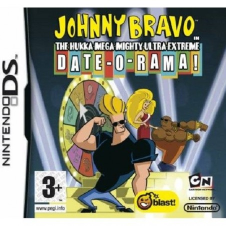 Johnny Bravo Date O Rama - DS