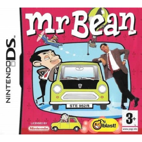 Mr Bean - DS
