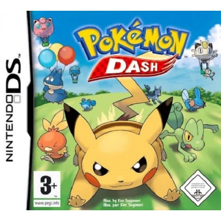 Pokemon Dash - DS