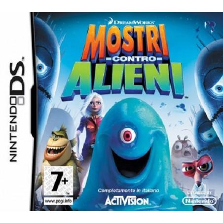 Mostri contro Alieni - DS