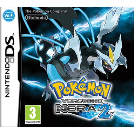 Pokemon Versione Nera 2 - DS