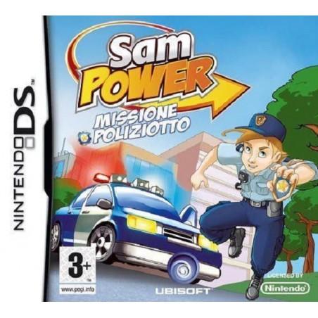 Sam Power Missione Poliziotto per nintendo ds