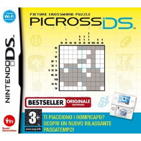 Picross DS - DS usato