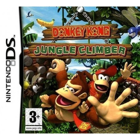 Donkey Kong Jungle Climber - DS