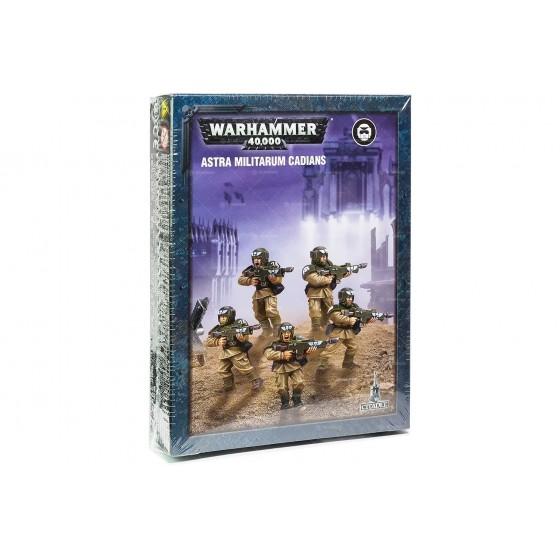Warhammer 40.000 - Astra Militarium Cadians
