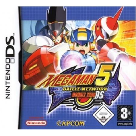 Megaman 5 Battle Network Double Team DS per nintendo ds
