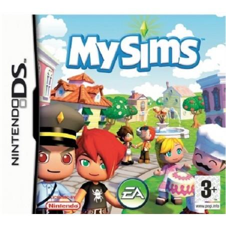 My Sims per nintendo ds
