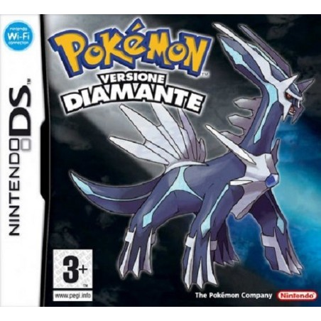 Pokemon Versione Diamante - DS