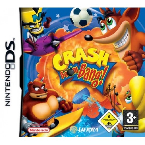 Crash Boom Bang - DS usato