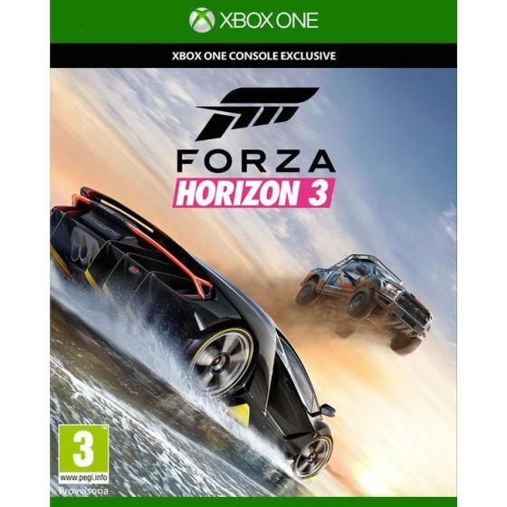 Forza Horizon 3 - Xbox One usato