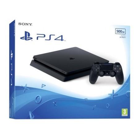 PlayStation 4 Slim 500GB Black