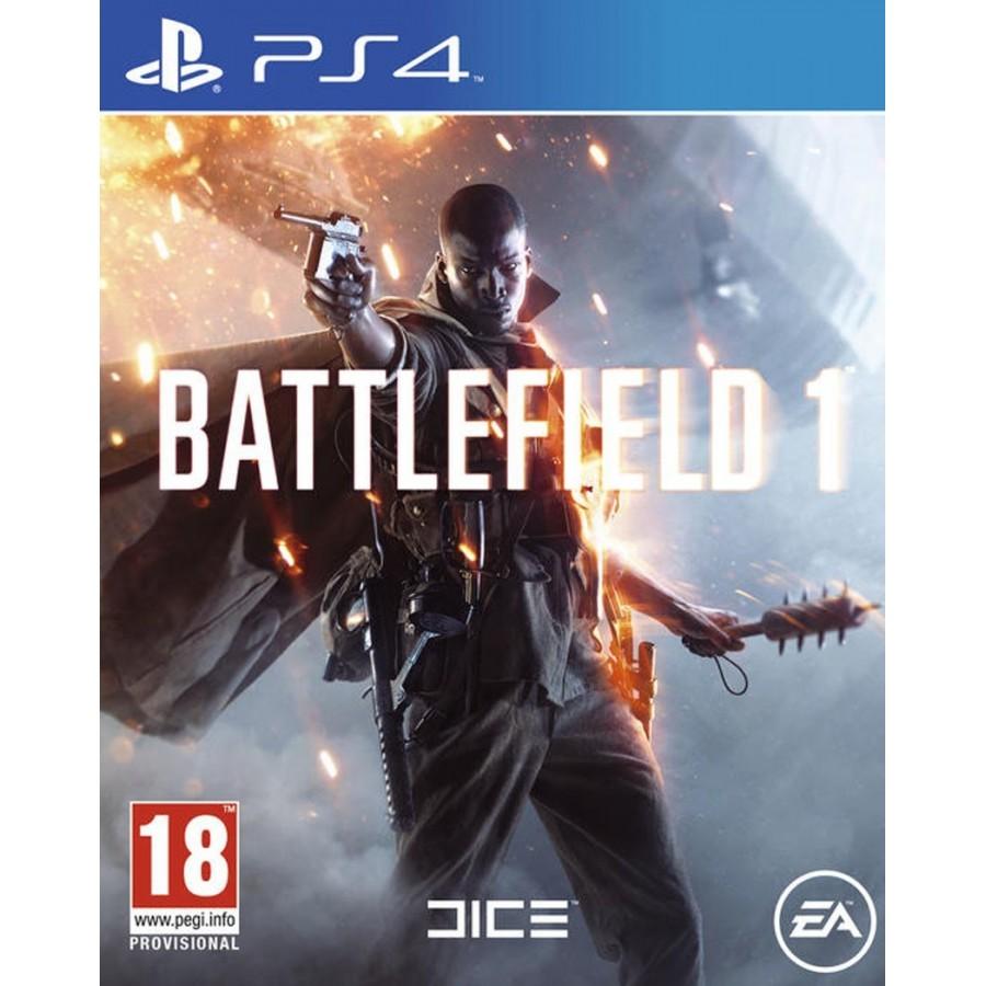 Battlefield 1 per ps4
