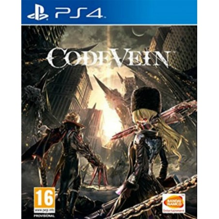 Code Vein - Preorder PS4