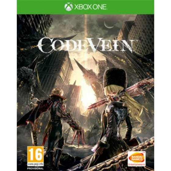Code Vein - Xbox One - The Gamebusters