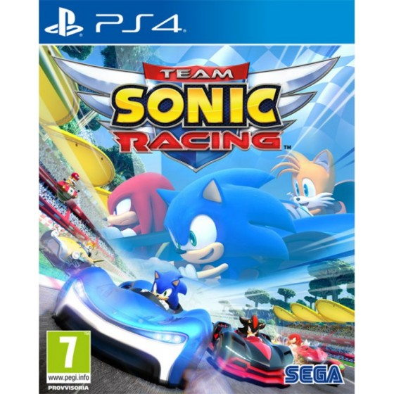 Team Sonic Racing - Preorder PS4