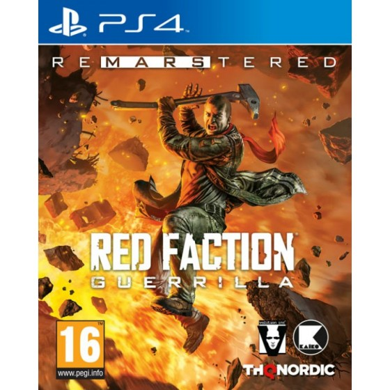 Red Faction Guerrilla - ReMarsTered - PS4