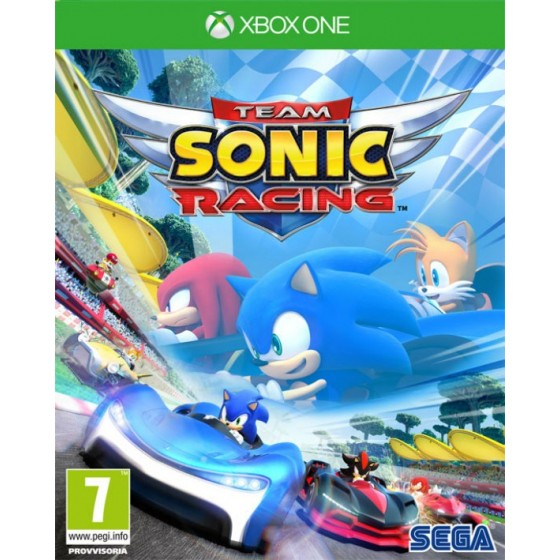 Team Sonic Racing - Preorder Xbox One