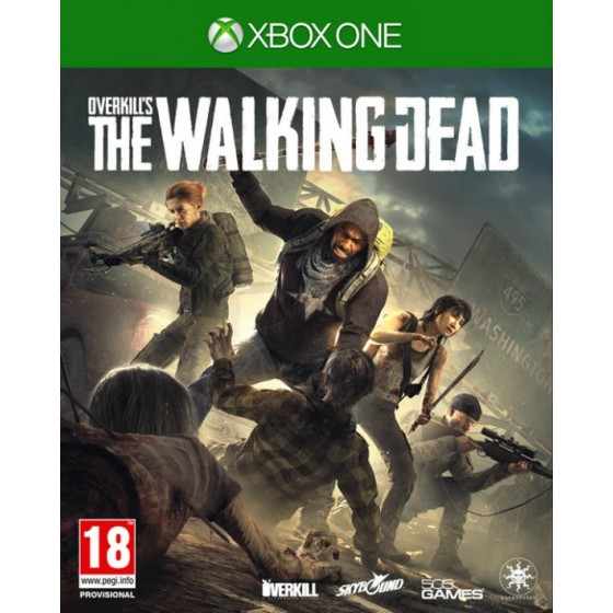 Overkill's The Walking Dead - Preorder Xbox One