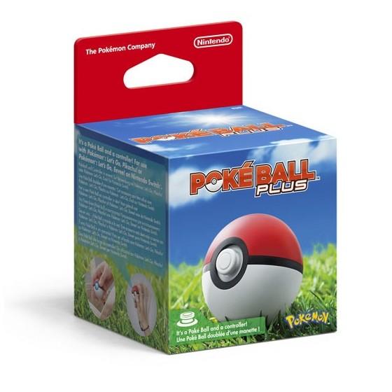 Poké Ball Plus - Switch