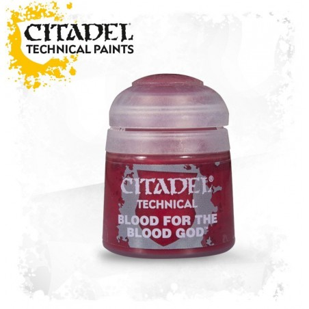 Citadel - Technical - Blood For The Blood God - The Gamebusters