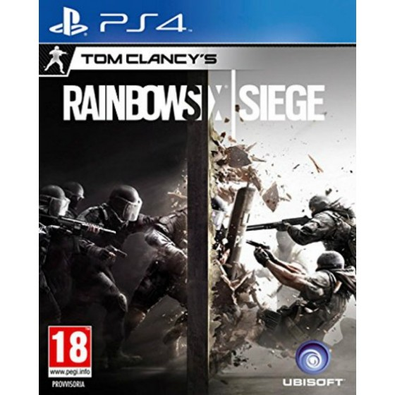 Tom Clancy's Rainbow Six Siege - PS4 usato