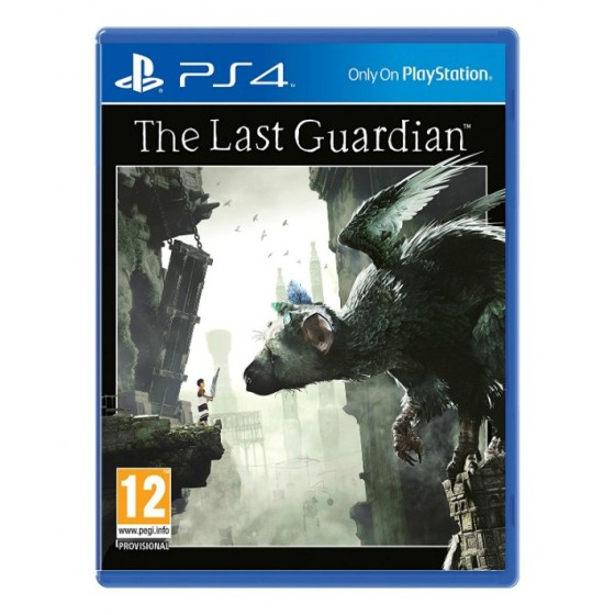 The Last Guardian - PS4