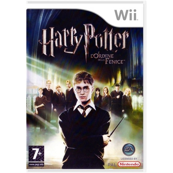 Harry Potter e L'Ordine Della Fenice - Wii