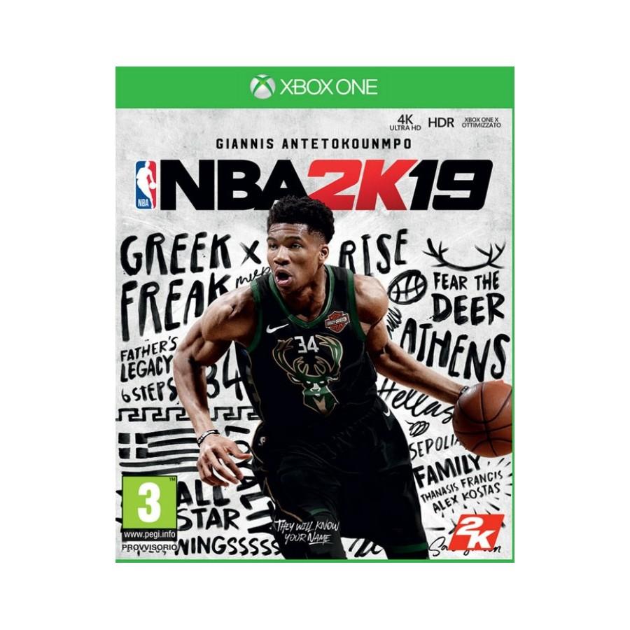 NBA 2K19 per xbox one