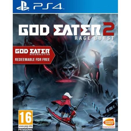 God Eater 2: Rage Burst - PS4