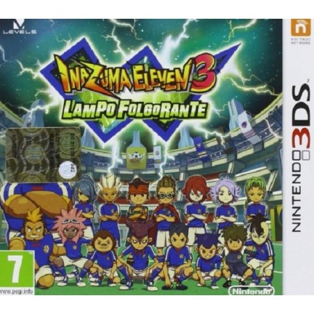Inazuma Eleven 3 Lampo Folgorante - 3DS