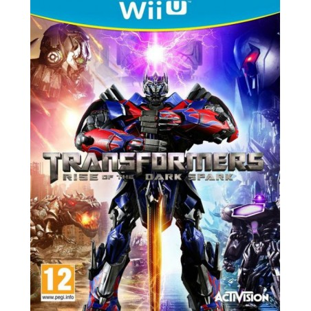 Transformers: The Dark Spark - WiiU