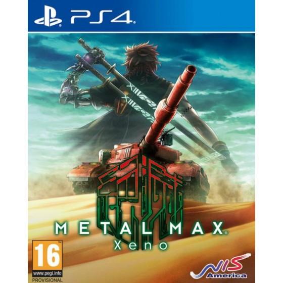 Metal Max Xeno per ps4