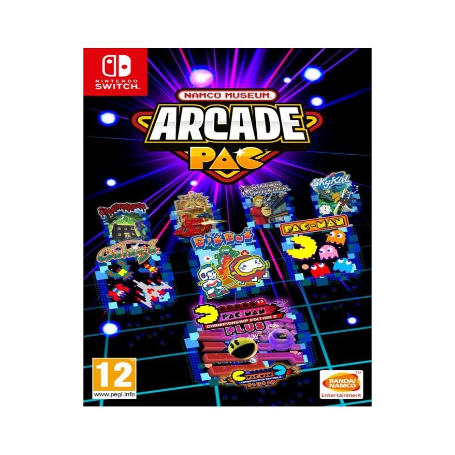 Namco Museum Arcade Pac - Switch