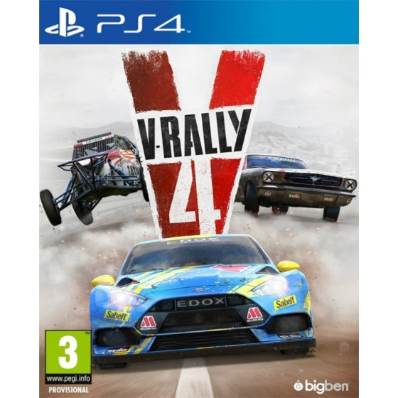 V-Rally 4 per ps4