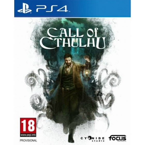 Call of Cthulhu ps4 the gamebusters