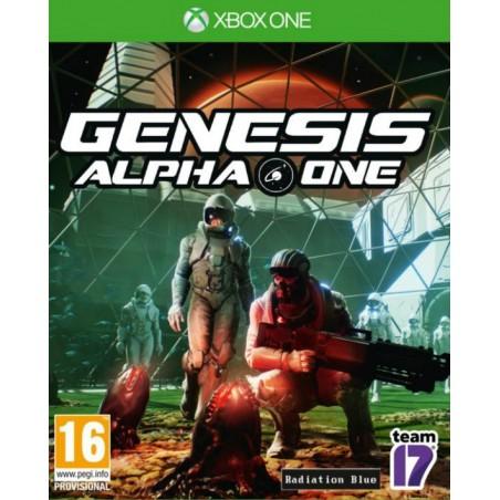 Genesis: Alpha One per xbox one