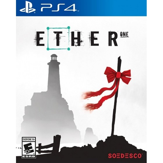 Ether One - Steelbook Edition - PS4