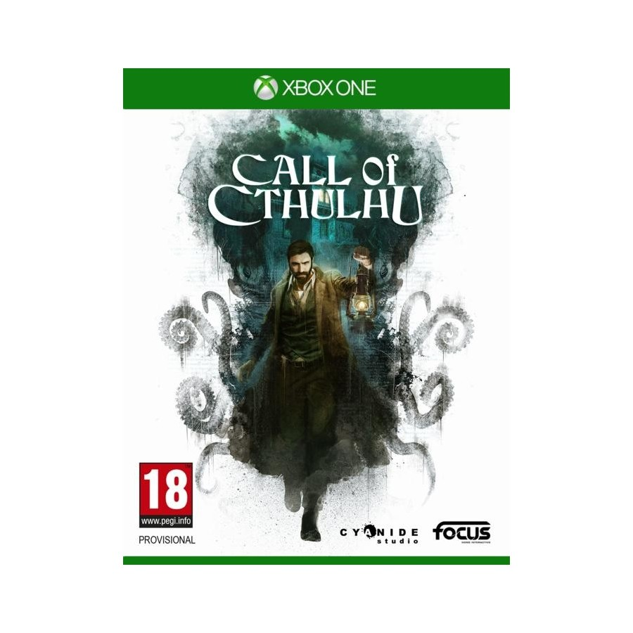 Call of Cthulhu xbox one the gamebusters