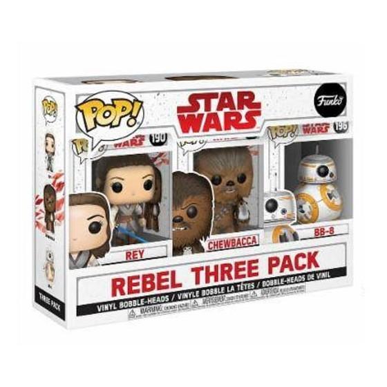 Funko Pop! - Rebel Pack - Star Wars