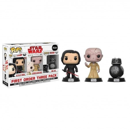 Funko Pop! - First Order Pack - Star Wars